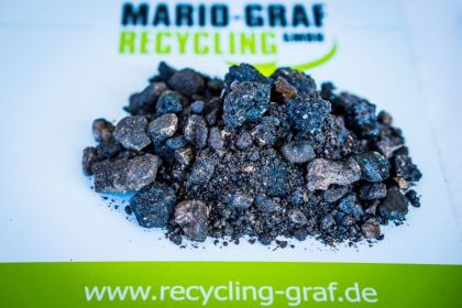 Recycling Asphalt